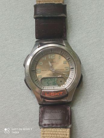 Zegarek casio. Nowa bateria. Zamienię