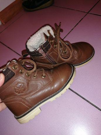 Kozaki buty zimowe 28