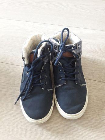 Buty ciepłe do kostki rozmiar 26