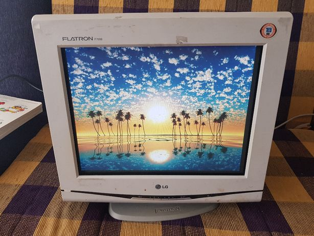 Pilnie sprzedam Monitor LG Flatron F700B Góra