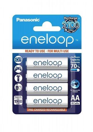 Аккумуляторы Panasonic Eneloop AA 1900 mAh BK-3MCCE (1200 руб)
