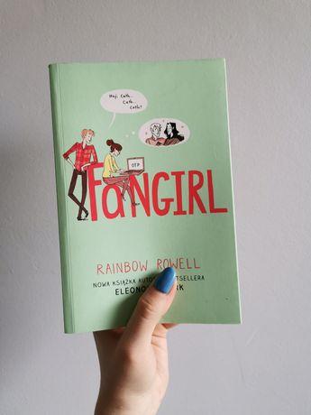 Fan Girl Fan Girl Rainbow Rowell książka