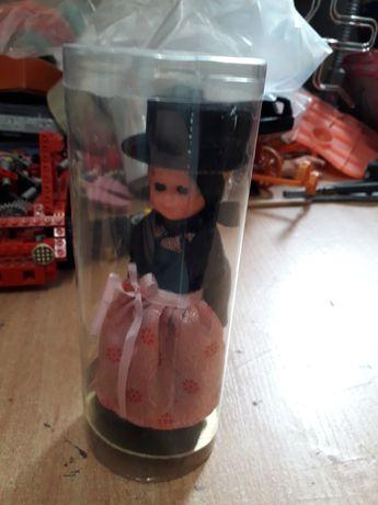 Lalka z Prl laki zabawka