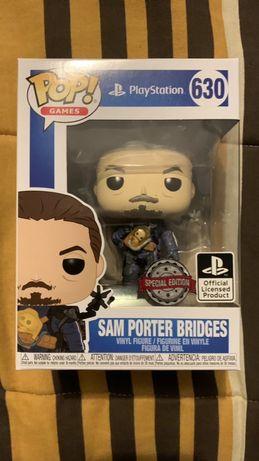 Funko pop! Sam Porter Bridges 630 Death Stranding