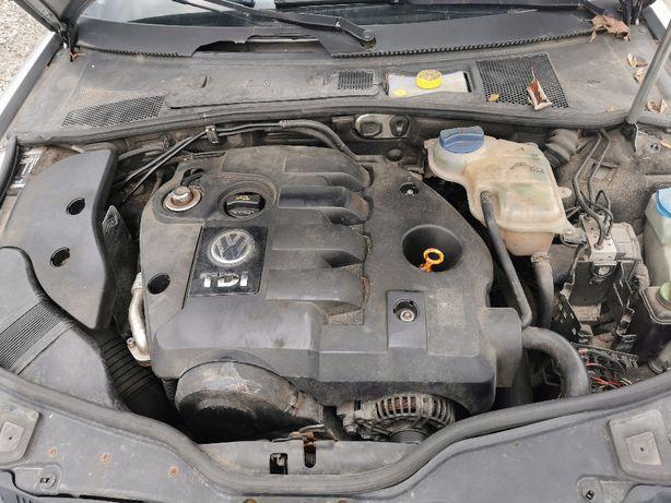 Skrzynia biegów automatyczna VW Passat B5 lift 1.9 TDI Tiptronic EYF