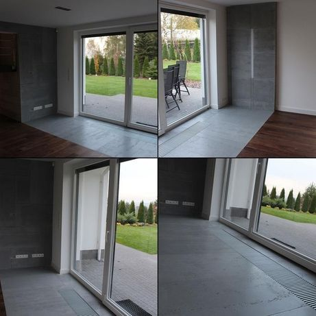 Płyty betonowe - beton architektoniczny Luxum nr 1 w Polsce