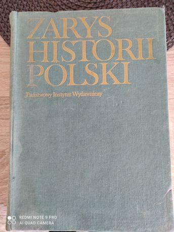 Książki historyczne Polska z czasów PRl