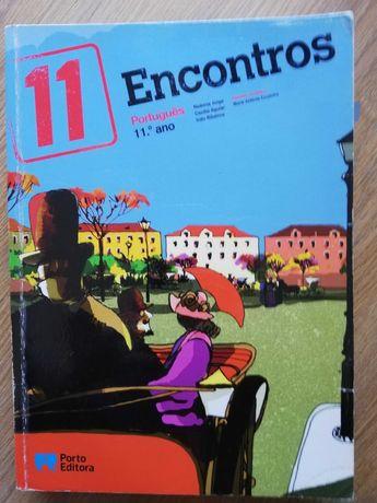 Livro Português 11º ano
