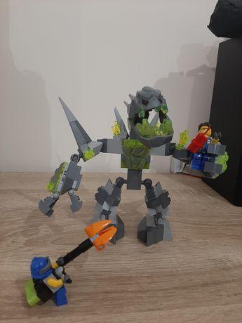 Król kryształów lego power miners 8962