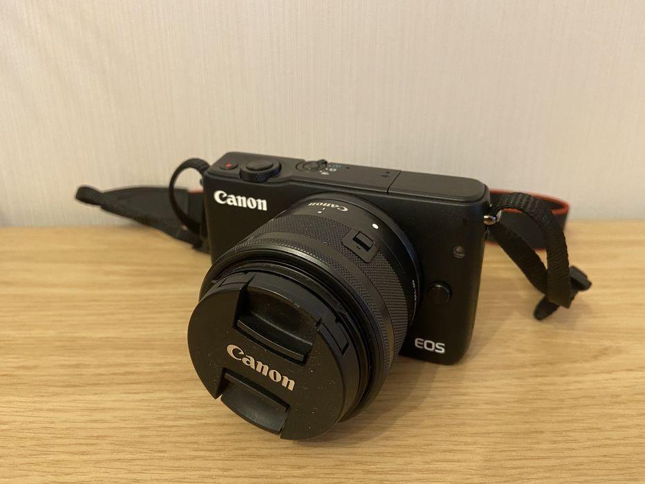 Canon eos m10 Киев - изображение 1