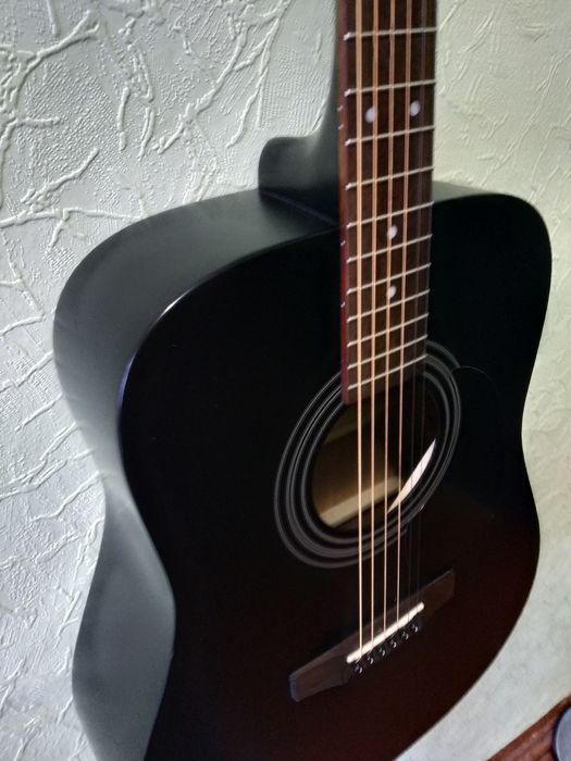 Продам шикарную гитару Cort 810 Харьков - изображение 1