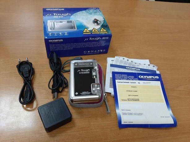 Продам підводний цифровий фотоапарат Olympus Mju-TOUGH 8010