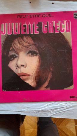 Płyta winylowa Juliette Greco