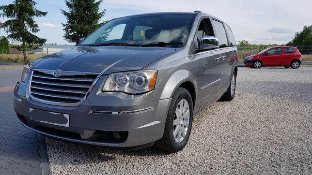 Запчастини 2008-2015 Chrysler Dodge Lancia Town Country Grand Voyager