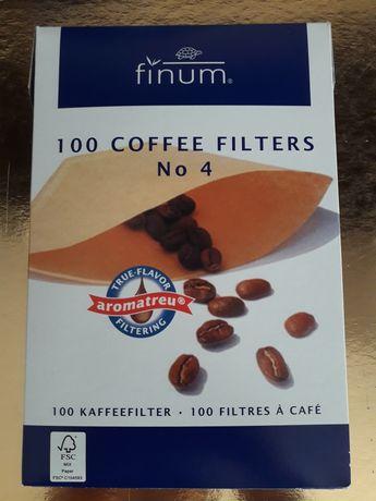 Фільтр пакети для кави Finum 4 (100шт)