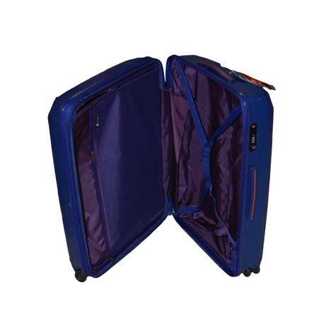Walizka Duża Carbon ABS Premium Ryanair Lot Wizz Air bagaż 4 kółka