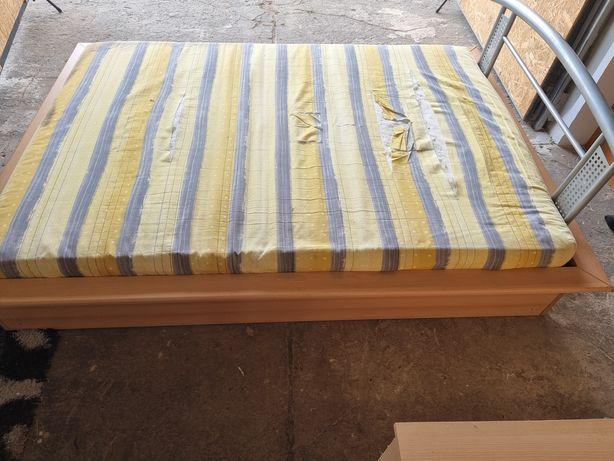 Łóżko drewno 160cm