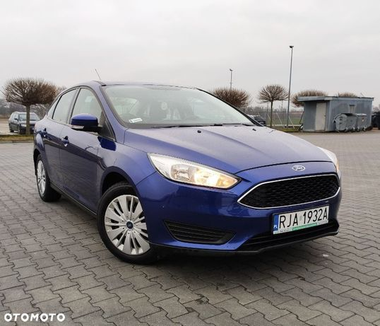 Ford Focus Ford Focus 1.6 Mk3 2016 Salon Polska