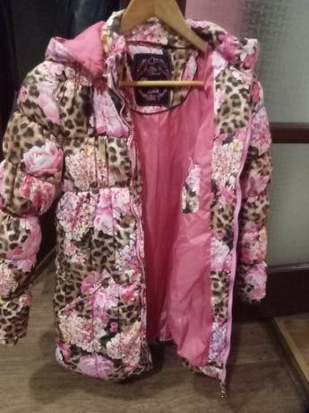 Продам Детское демисезонное пальто