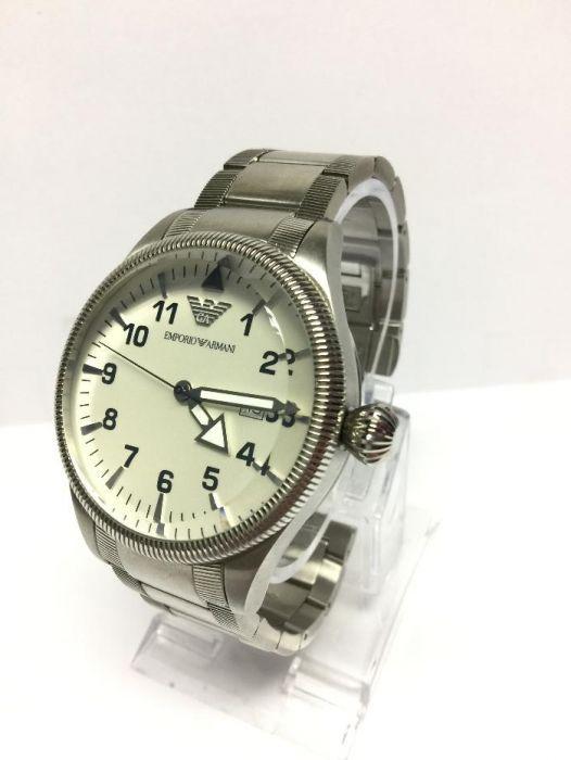 Zegarek męski Emporio Armani AR5835 - komplet - certyfikat Myszków - image 1