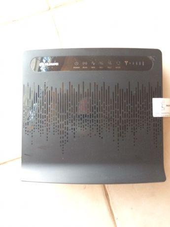 Huawei b593, antena