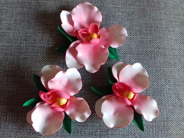 Орхидеи с фоамирана