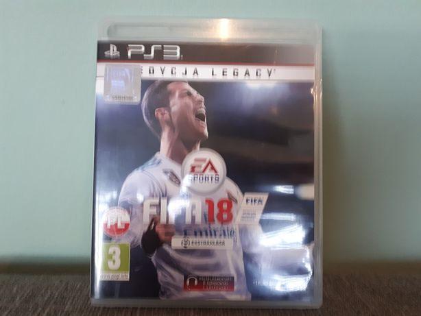 FIFA 18 PS3 Edycja Legacy