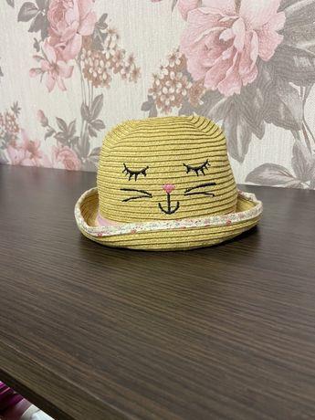Шляпа панамка Gloria