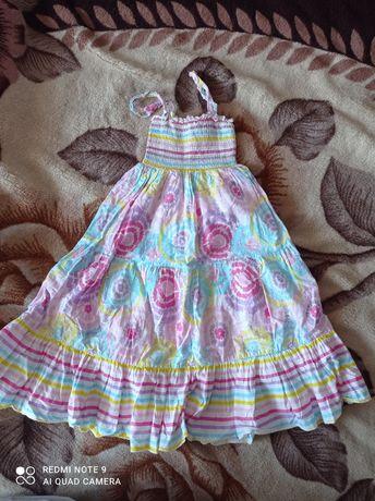 Дитяче платтячко на 3 рочки