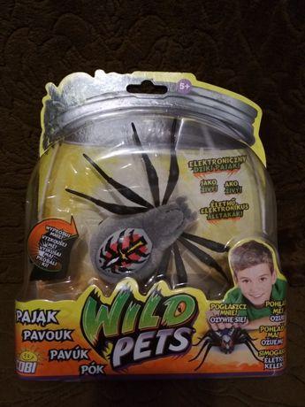 Wild pets паук игрушки для детей