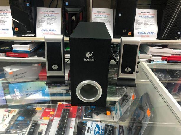 Głośniki komputerowe Logitech S-200 Czarne 2+1 40W