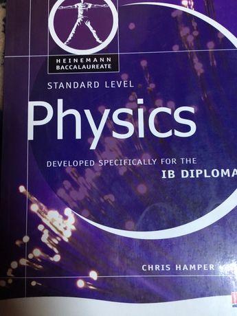Podręcznik Physics IB diploma