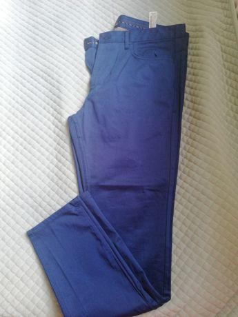 Spodnie męskie Zara eleganckie slim