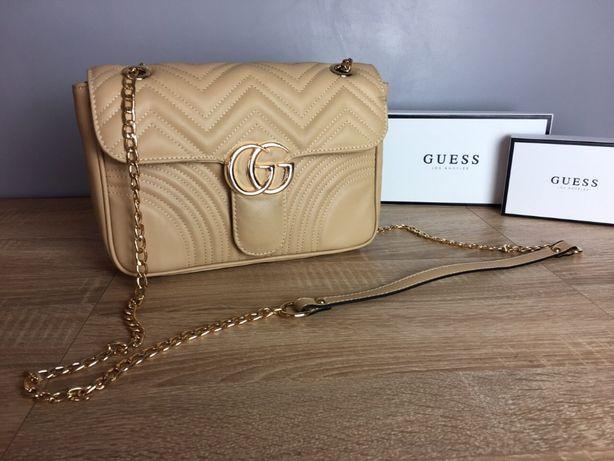 Piękna damska torebka Gucci GG Idealna na każdą okazję Pobranie Poleca