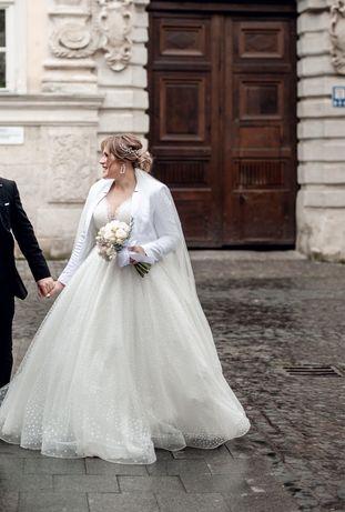 Весільна Сукня «Діамант»