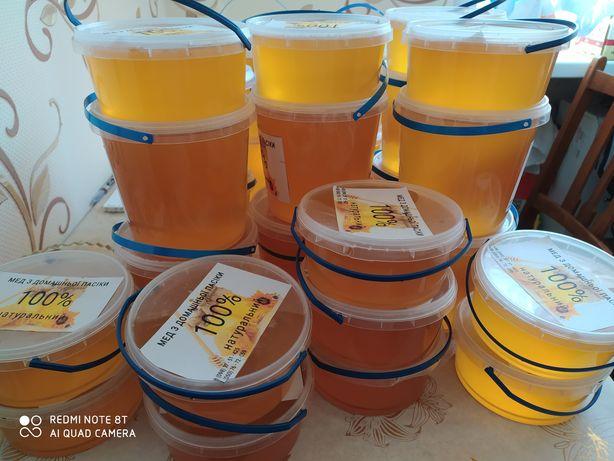 Продам липовый мед