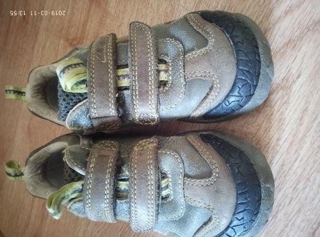 Туфли кроссовки Кларкс 8
