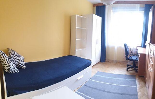 Pokój jednoosobowy w okolicy Ronda Mogilskiego