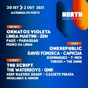 North Music Festival 30/9 (ornatos violeta)