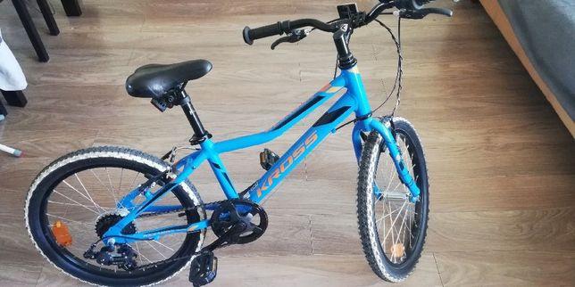 Rower chłopięcy Kross