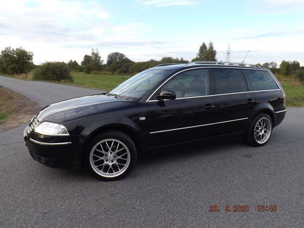 Volkswagen Passat B5fl*2004r*1,9TDI*130KM*Highline*Bixenon*Chrom
