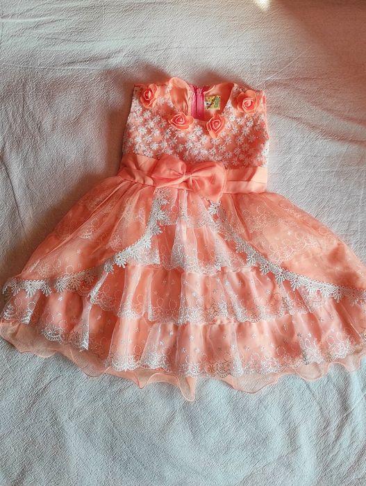 Восхитительно красивое платье для маленькой принцессы Кривой Рог - изображение 1