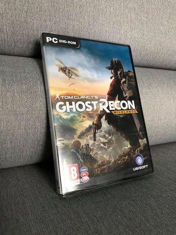 Nowa gra PC Tom Clancy's Ghost Recon Wildlands folia