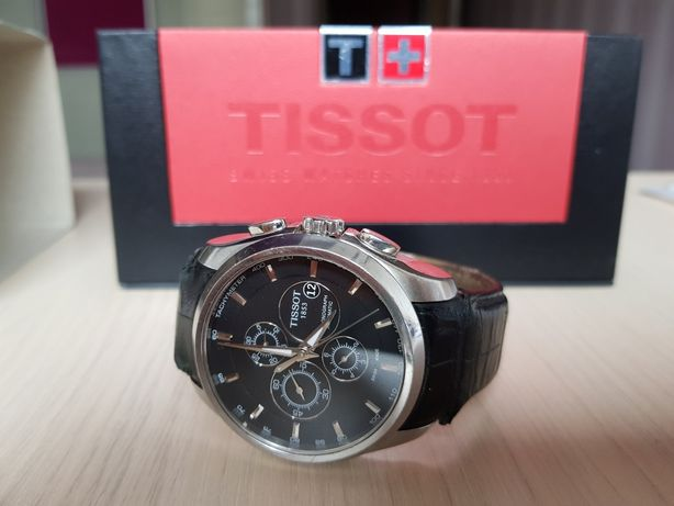 Продам часы TISSOT COUTURIER T035.627