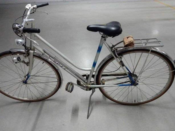 Bicicleta pasteleira Sursee - Bicicleta vintage toda original