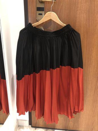 Spódnica Zara M 38 plisowana śliczna