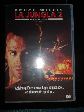 Vendo 2 Filmes do Die Hard DVD
