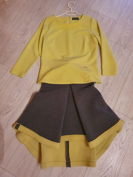 Sprzedam komplet spódnica bluzka sukienka damską rozm.M
