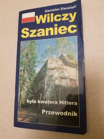 Wilczy Szaniec przewodnik Wolfschanze