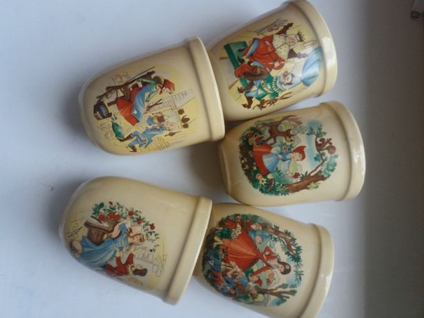 Чашки для молока , Югославия